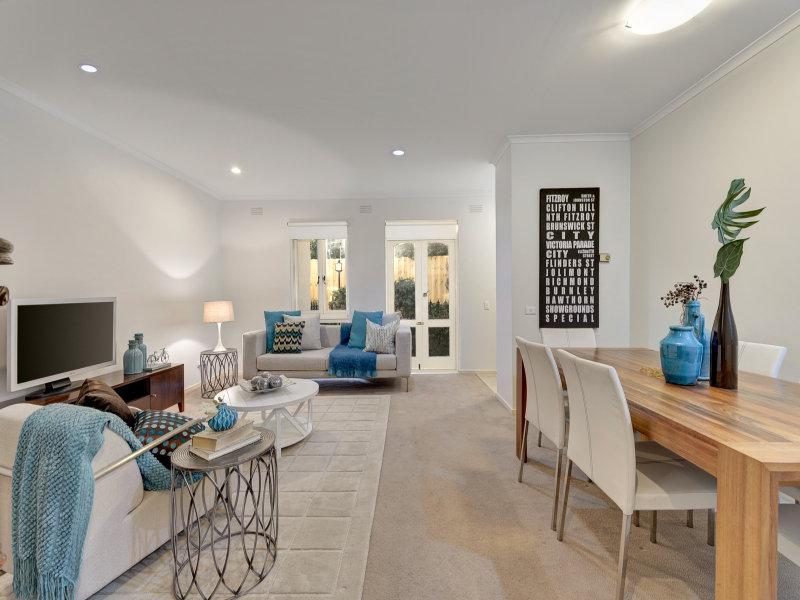 Melbourne Home Details Home styling contemp living room blue tones