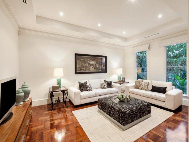 Melbourne Home Details Home styling formal living rawsons