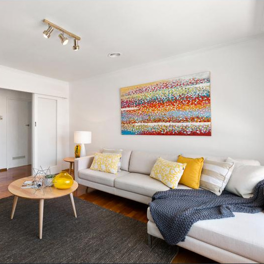apartment living room 2
