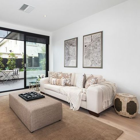 sandringham unit lounge asian soft tones melbourne home details