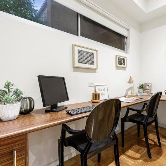study area modern