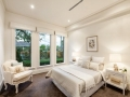 Melbourne Home Details Home styling period bedroom orrong