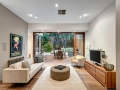 Melbourne Home Details home styling living room laver retro